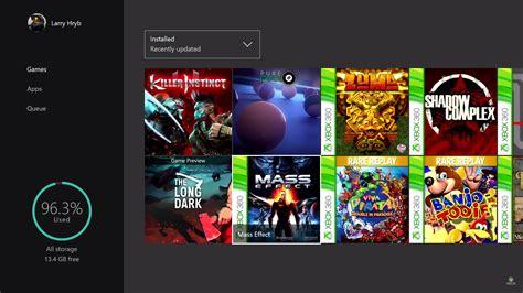 cinque nuovi titoli xbox 360 retrocompatibili su xbox one altri 16 giochi xbox 360 compatibili con xbox one