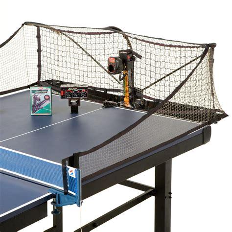 newgy robo pong 2040 table tennis newgy robo pong 2040 table tennis equipment at hayneedle