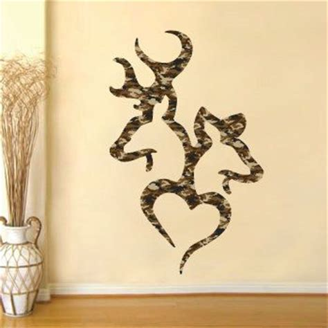 Browning Wall Decor by Browning Deer Camo Realtree Real Tree Buck By