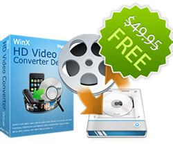 Winx Hd Video Converter Deluxe Giveaway - digiarty to prolong giveaway of winx hd video converter deluxe for 5 days after on gotd