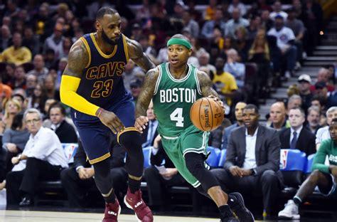 Garden State Vs Cavs Cleveland Cavaliers Vs Boston Celtics The Battle Of The East