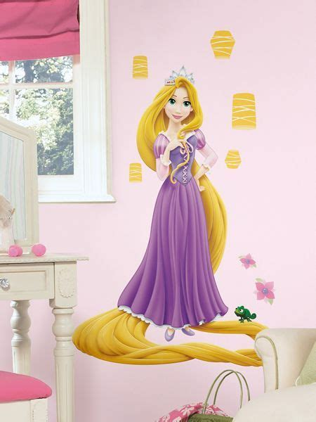 tangled wall stickers wall stickers princess wall decal disney tangled