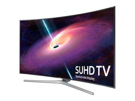 Tv Samsung Curved 55 55 quot class js9000 curved 4k suhd smart tv tvs