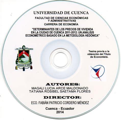 formato de tesis universidad de cuenca biblioteca universidad de cuenca