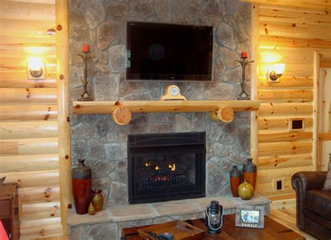 Log Fireplace Mantel by Log Mantels Accessories Rustic Fireplace Mantels