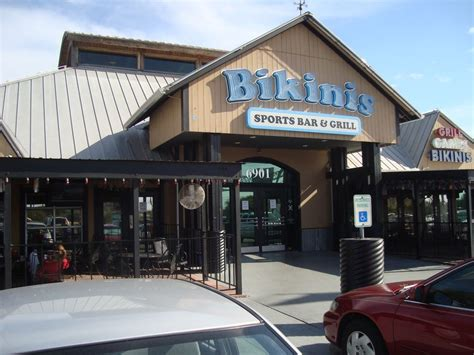 bikinis sports bar grill home the