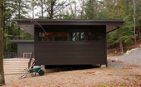 Prefab Cottages In Ontario by Coffey Hauswirth House Prefab Thinking Prefab Cabins