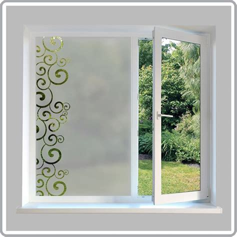 contemporary frosted window film modern frosted glass