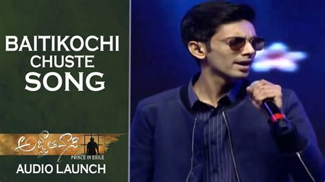 song by anirudh director anirudh ravichander performance for