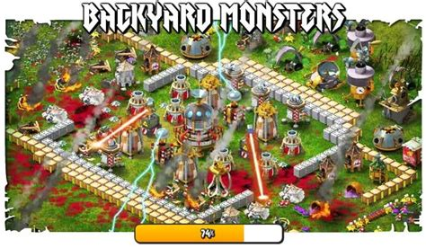 backyard monsters facebook frikis inside mejor juego de facebook backyard monsters
