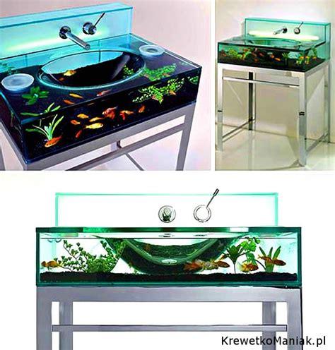 aquarium bathroom najdziwniejsze zwariowane i najciekawsze akwaria bathroom sink aquarium 1