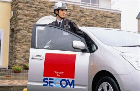 japan s secom to into home security in china nikkei