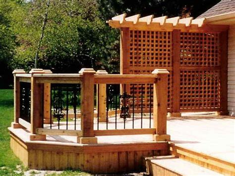 Outdoor Deck Spindles Outdoor Deck Spindle Ideas Ask Home Design