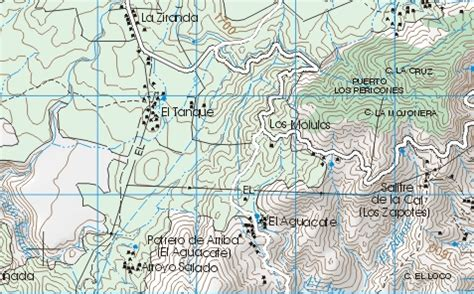 data 50k mexico topo maps sources? geographic
