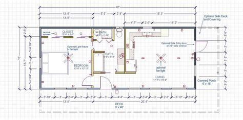 16x40 Cabin Floor Plans Joy Studio Design Gallery Best 16x40 Lofted Cabin Floor Plans
