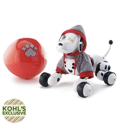 robot puppy zoomer zoomer robot with hoodie set 61 99 shipped reg 129 99