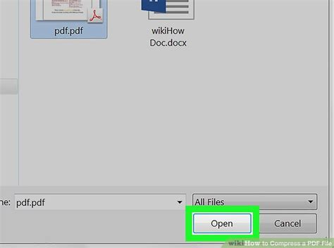 compress pdf using c 3 ways to compress a pdf file wikihow