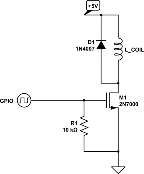 transistor mosfet relay relay how can i drive a 5v 120vac 80ma with 15a contacts with a raspberry pi electrical