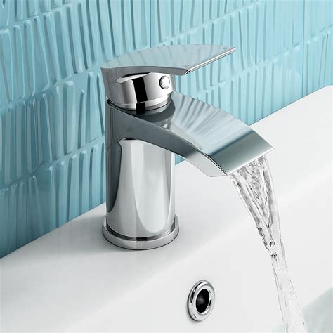 bathroom tap ibathuk cloakroom basin sink mixer tap chrome modern bathroom incredible ideas taps