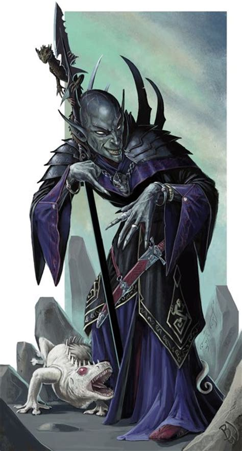e drow lizard mage by benwootten on deviantart drow of the