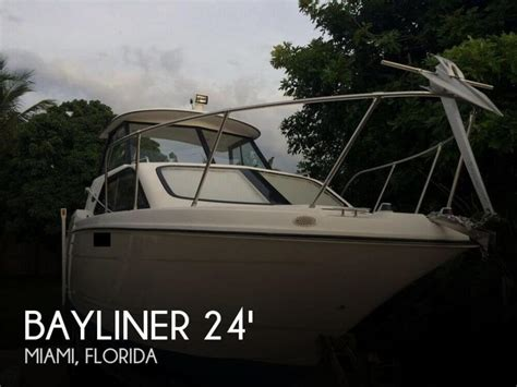 bayliner boats for sale miami bayliner boats for sale in miami florida
