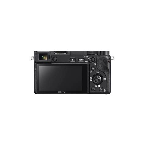 New Sony Alpha A6300 With 16 50mm Lens sony alpha a6300 mirrorless digital with 16 50mm lens