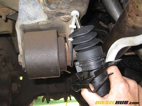 Zf 5 Speed Master Slave Cylinder Replacement Amp Bleeding Guide