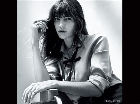Features Lou Doillon By Cooper by 最も注目されるフレンチアイコン ルー ドワイヨン News Features Blue Note Tokyo
