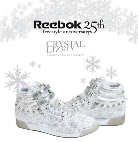reebok 25th anniversary freestyle | sneakerfiles