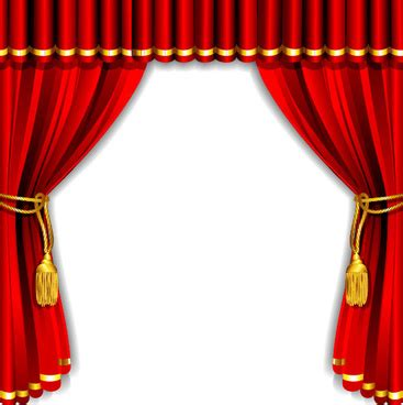 red curtain vector curtain vector free vector download 216 free vector for