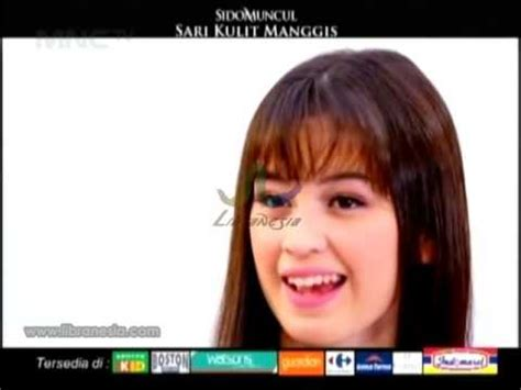 Sido Muncul Kulit Manggis iklan sido muncul sari kulit manggis versi