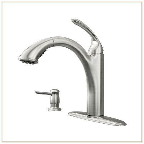 utility sink faucet with sprayer