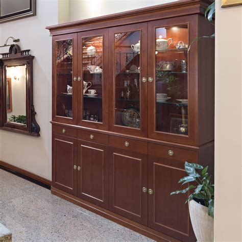 crockery cabinet designs modern crockery cabinet in classical dining room 2bhk