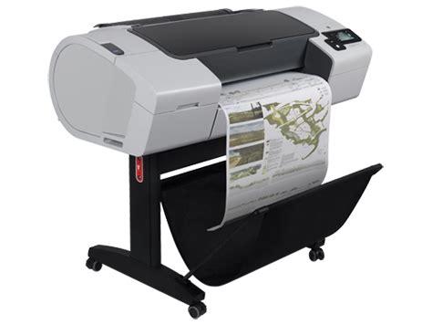 Printer Hp A1 cr647a hp designjet t790 24 quot a1 6 ink printer