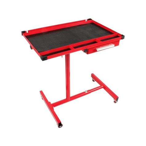 rubber bench shop sunex tools 29 in w x 34 in h 1 drawer adjustable