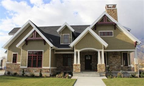 craftsman style house colors craftsman house paint colors