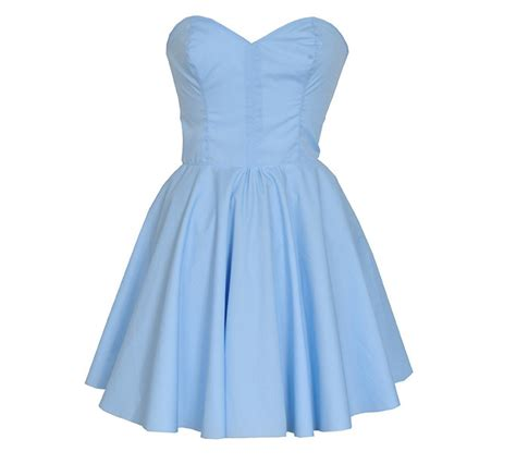 Style Icon Closet by Pastel Blue Prom Dress Style Icon S Closet
