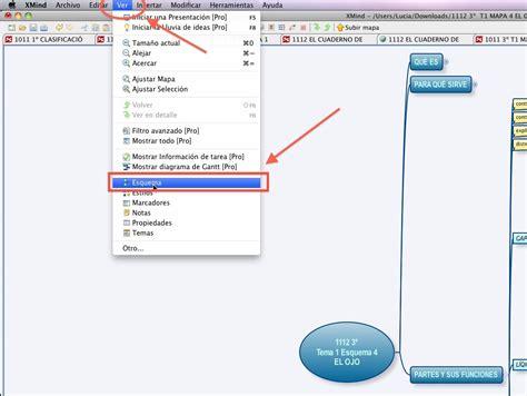 tutorial de como usar xmind 1112 ver un mapa mental xmind como esquema 3 186 educaci 243 n