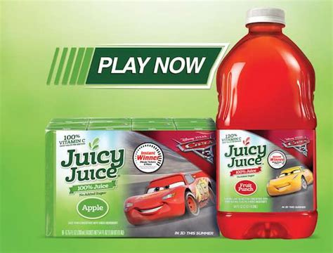 Juicy Juice Instant Win - juicy juice race for juicy rewards instant win game thrifty momma ramblings