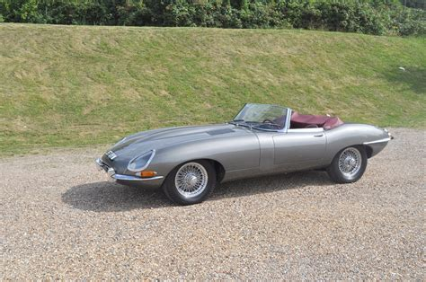 Car Floor Types by 1961 Jaguar E Type Flat Floor Roadster Coys Of Kensington