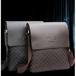 New Tas Selempang Pria Polo Videng Tipe Besar Impor tas selempang merk polo videng