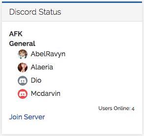 Discord Quote Plugin | nodebb widget discord discord server widget nodebb