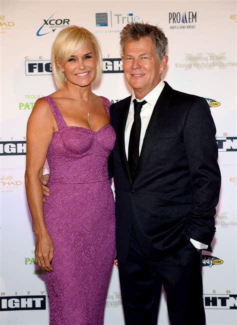 how did yolanda hadid and david foster meet david foster reveals he left one wife for another as he