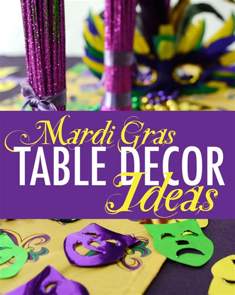 mardi gras table decorations ideas by mardi gras outlet mardi gras table