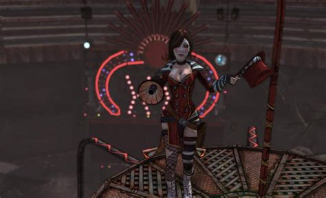Borderlands Mad Moxxi review mad moxxi s underdome riot borderlands dlc