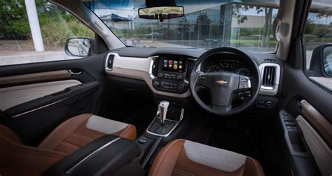 chevrolet trailblazer 2017 interior trailblazer 2017 reestilizada interior lan 231 amento