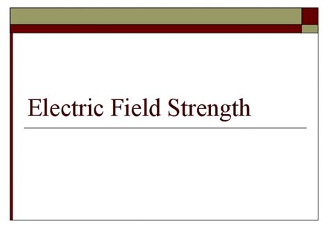 electric field strength resistor electric field strength resistor 28 images chapter 25 capacitance what is physics