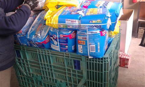 bancos de alimentos valencia acci 243 n solidaria de feria valencia con el banco de