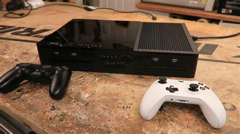 playstation one console xstation console combines ps4 and xbox one news