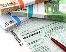 wann zahlt finanzamt steuer zurück zinsen vom finanzamt